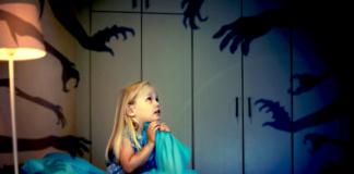 Mamma ho paura del buio! Cosa fare?