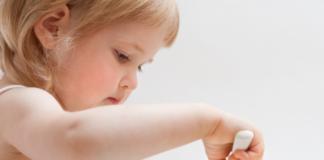 5 ricette per bambini da 3 a 5 anni