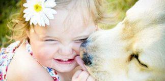 Perché crescere con gli animali fa bene ai bambini?