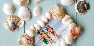 Lavoretti da fare con le conchiglie di mare
