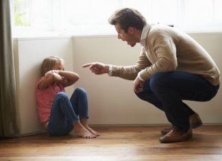 perchè mamma e papà urlano