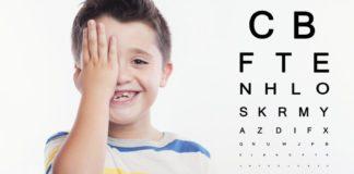 Bambini e oculista: quando effettuare la prima visita?