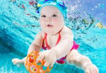 Baby nuoto, scopri quali sono i benefici per il tuo bambino