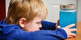 Bambini stressati e nervosi