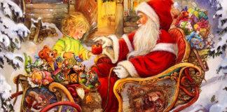 racconti in attesa dell'arrivo del Natale