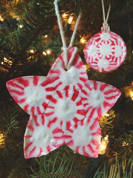 Decorazioni Natalizie Caramelle.Crea Con Il Tuo Bambino Le Decorazioni Per L Albero Di Natale Con Le Caramelle