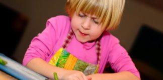 forbici e coltelli sono un pericolo per i bambini