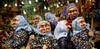 Epifania 2018, la festa della befana nel Lazio