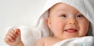 bagnetto neonato