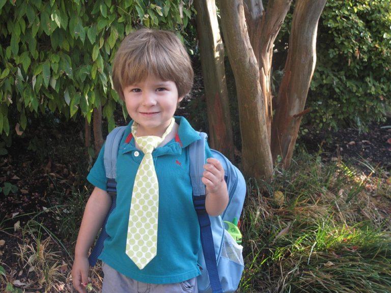 Sos scuola, come salvare il materiale scolastico del nostro bambino?