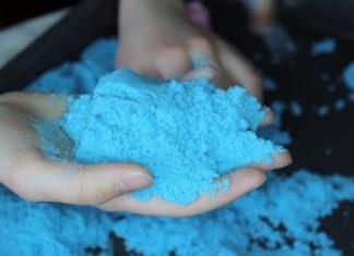 sabbia colorata