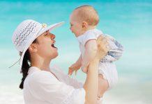 vacanza con neonato