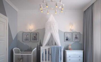cameretta per neonato