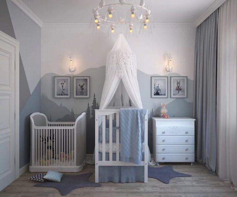 Arredare la cameretta per neonato: idee originali per renderla bella e funzionale