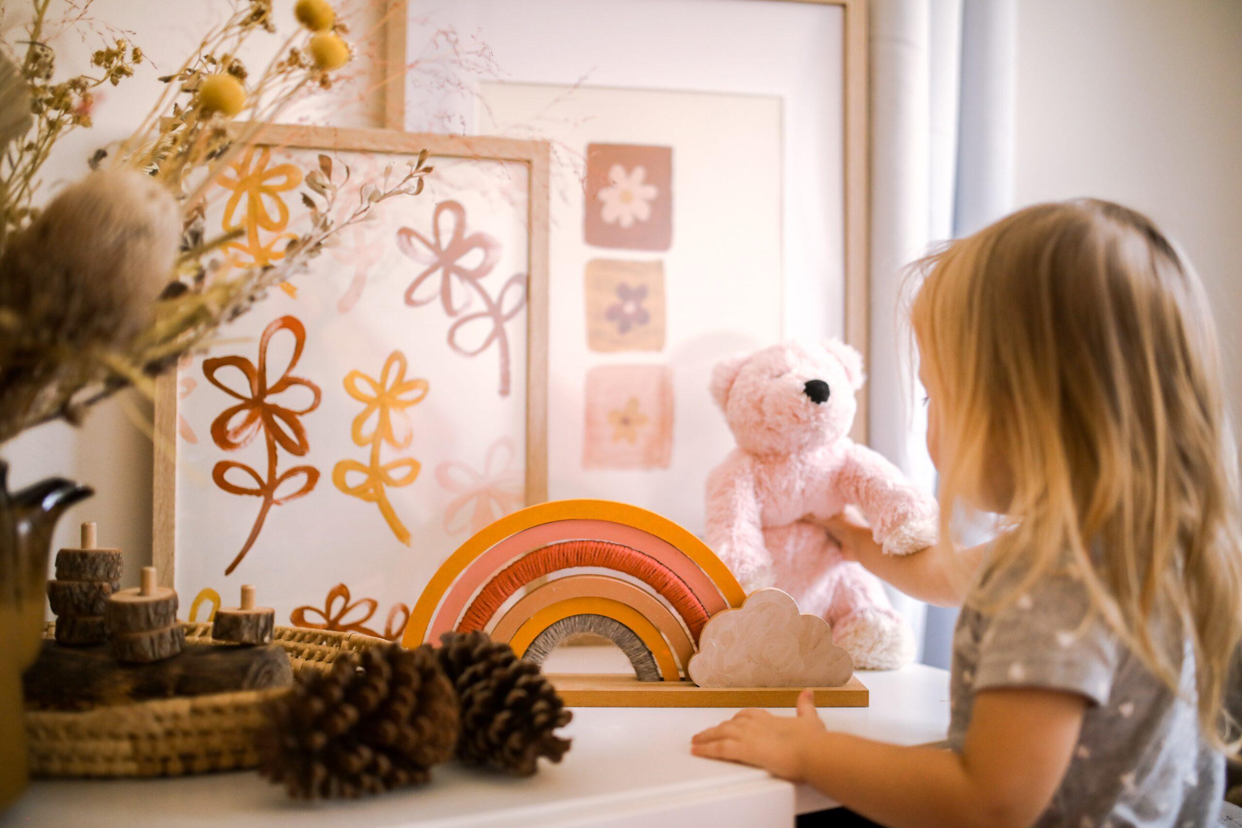 4 consigli su come arredare la camera dei bambini